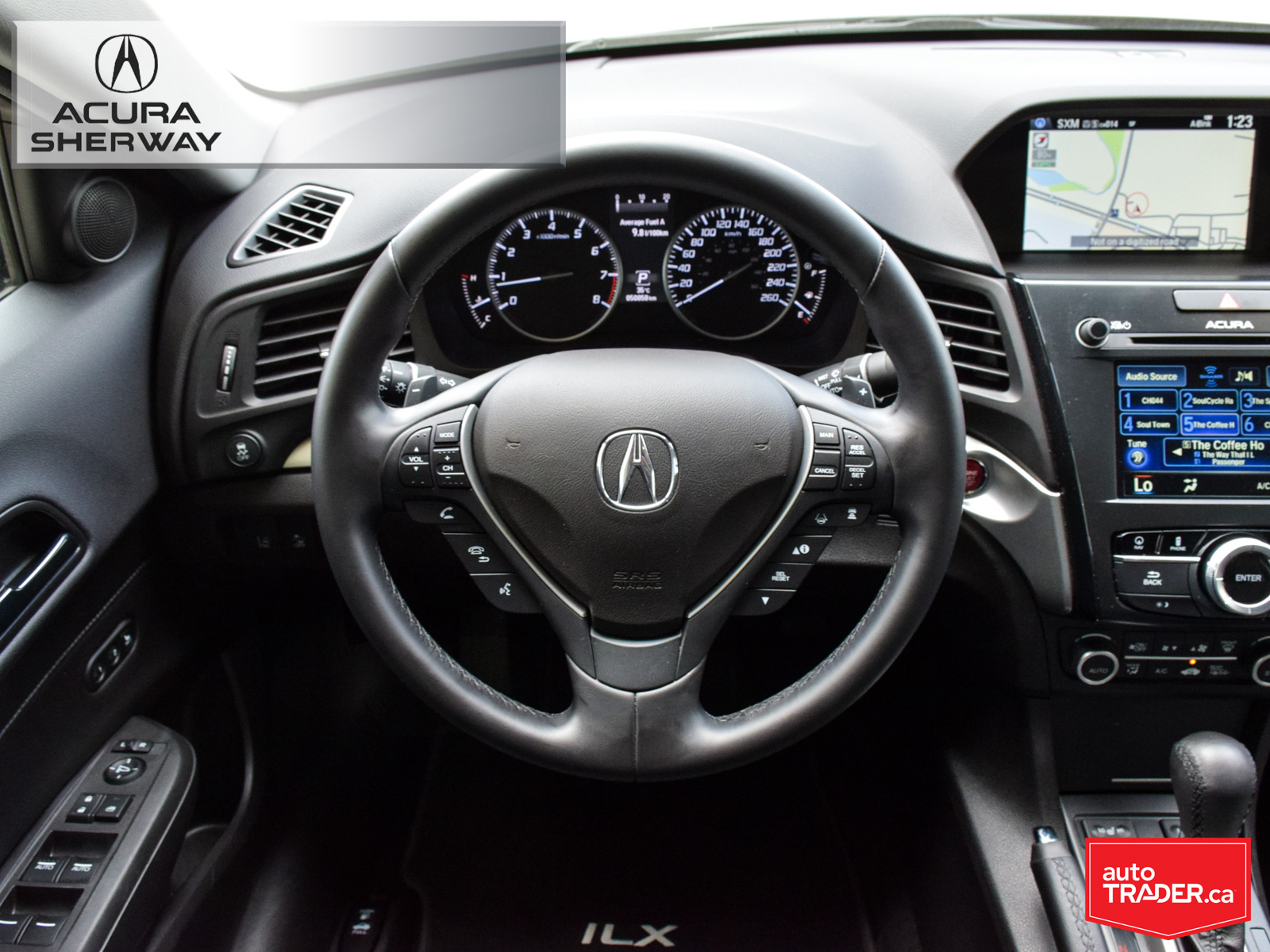 Certified Pre-Owned 2017 Acura ILX Tech 8DCT