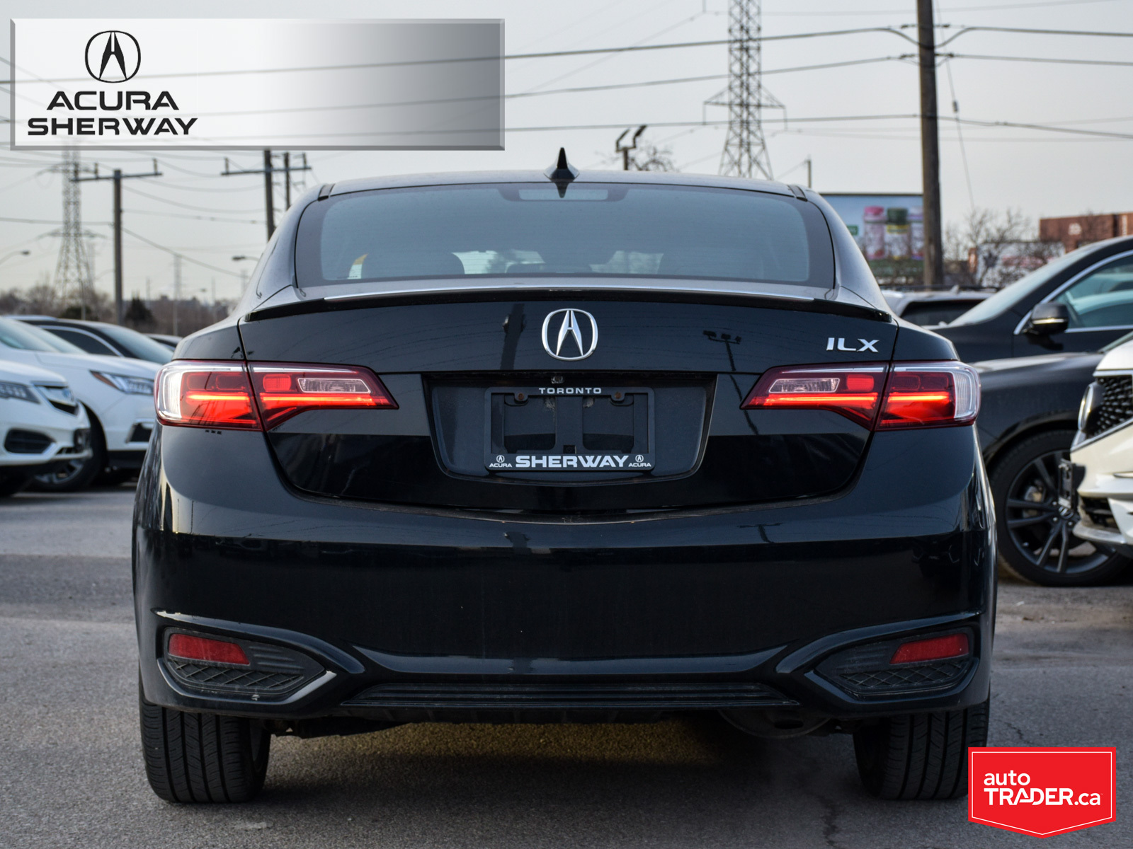 Certified Pre-Owned 2017 Acura ILX A-Spec 8DCT