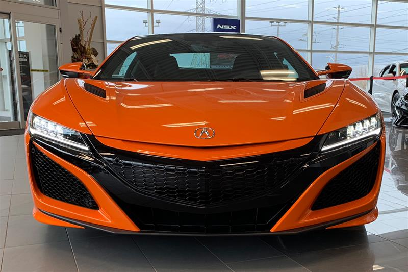 New 2019 Acura NSX 9DCT