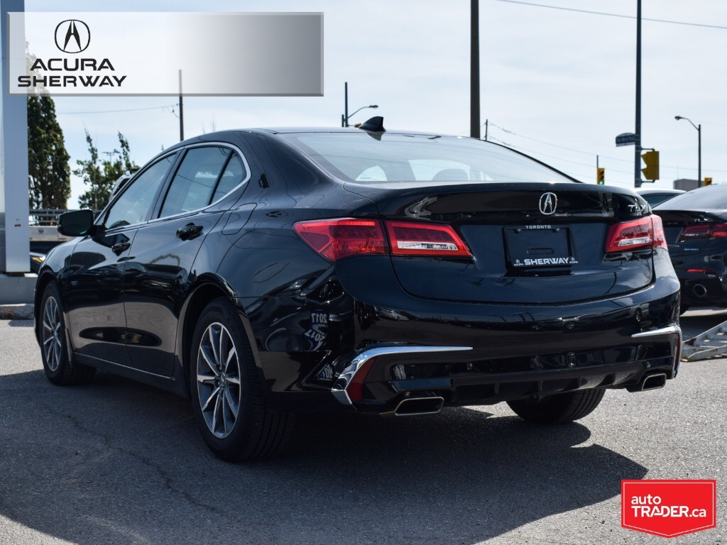 Certified Pre-Owned 2018 Acura TLX 2.4L P-AWS w/Tech Pkg