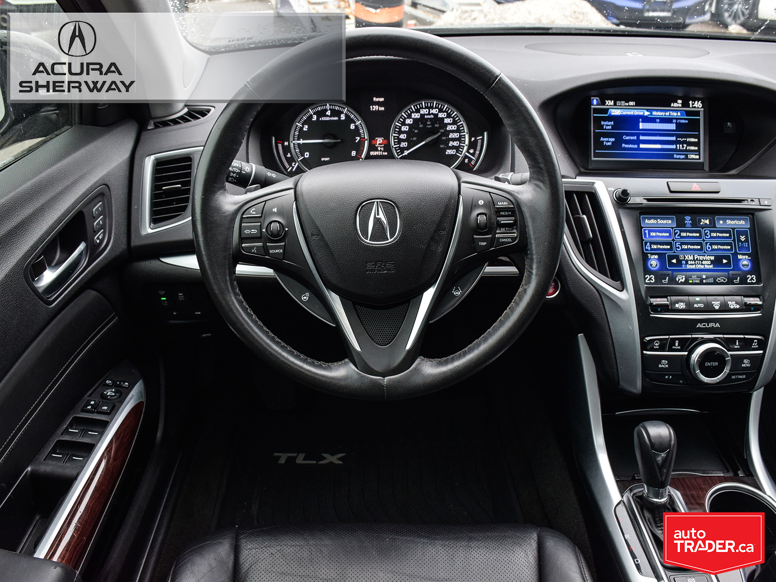 Certified Pre-Owned 2015 Acura TLX 2.4L P-AWS w/Tech Pkg