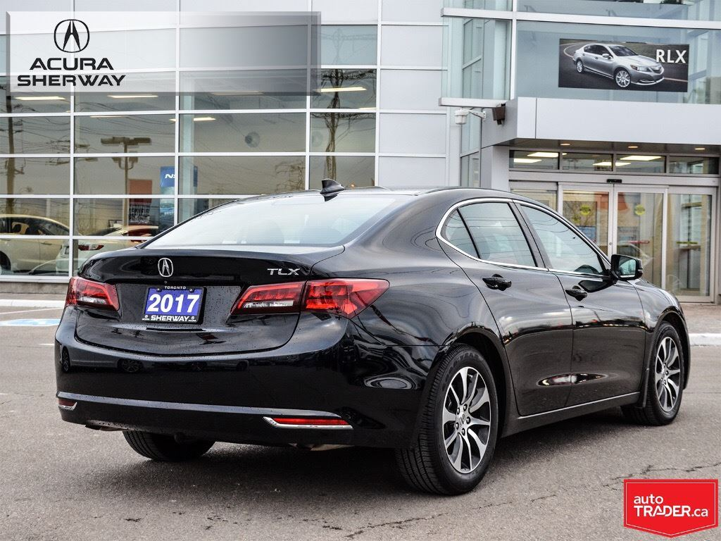 Certified Pre-Owned 2017 Acura TLX 2.4L P-AWS w/Tech Pkg