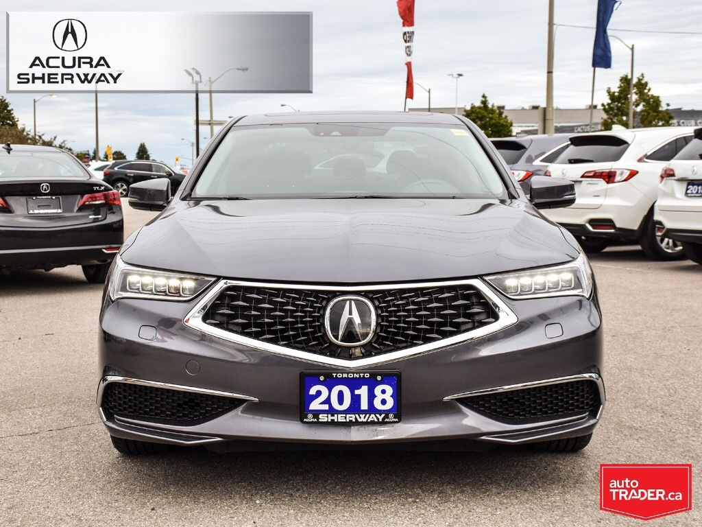 Certified Pre-Owned 2018 Acura TLX 3.5L SH-AWD w/Tech Pkg
