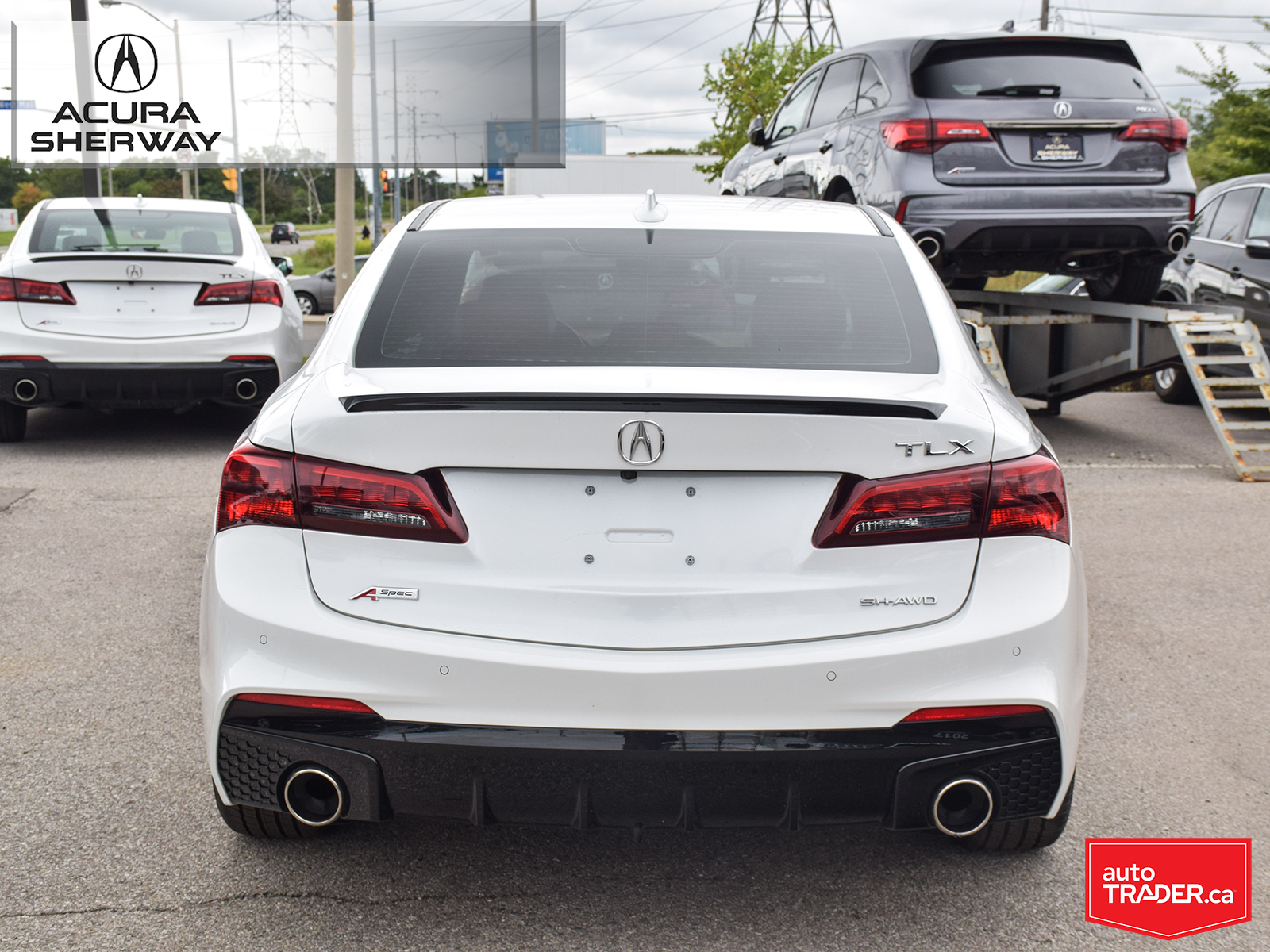 Pre-Owned 2019 Acura TLX 3.5L SH-AWD w/Elite Pkg A-Spec Red