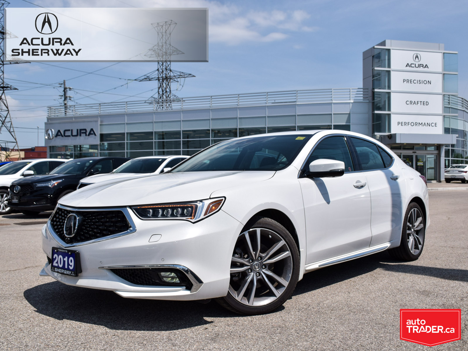 Certified Pre-Owned 2019 Acura TLX 3.5L SH-AWD w/Elite Pkg