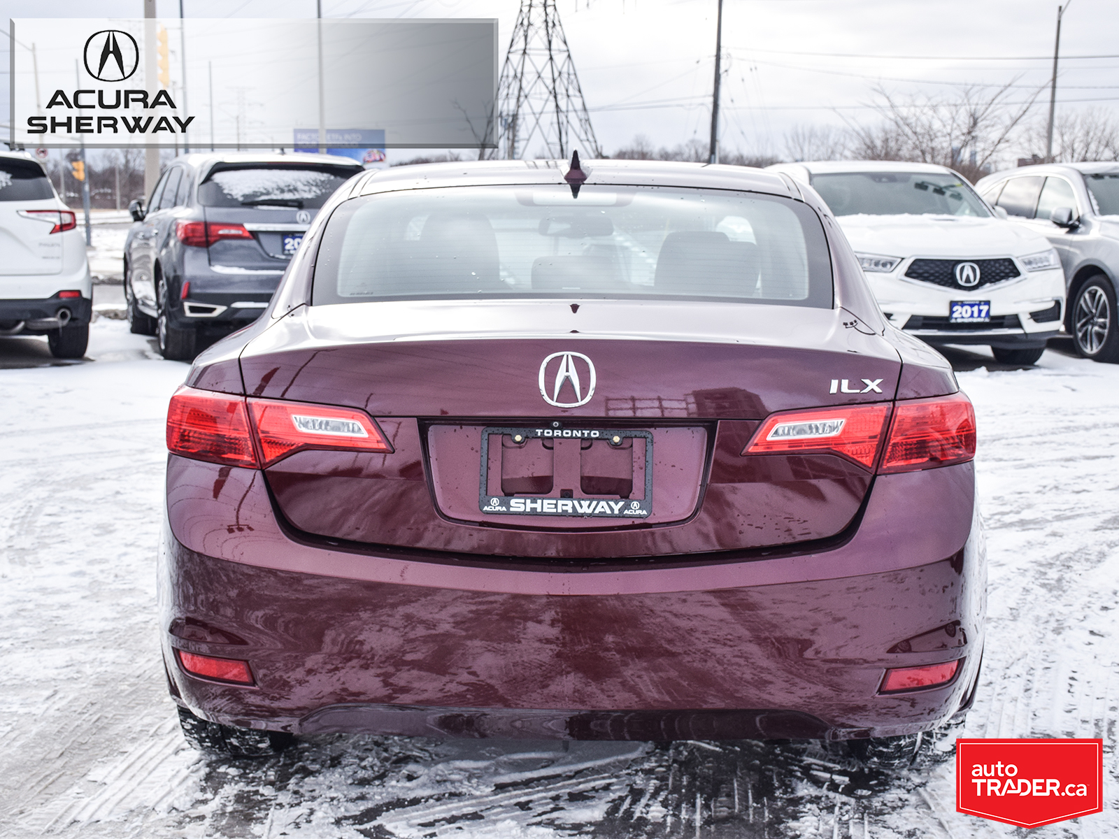 Certified Pre-Owned 2015 Acura ILX Tech at