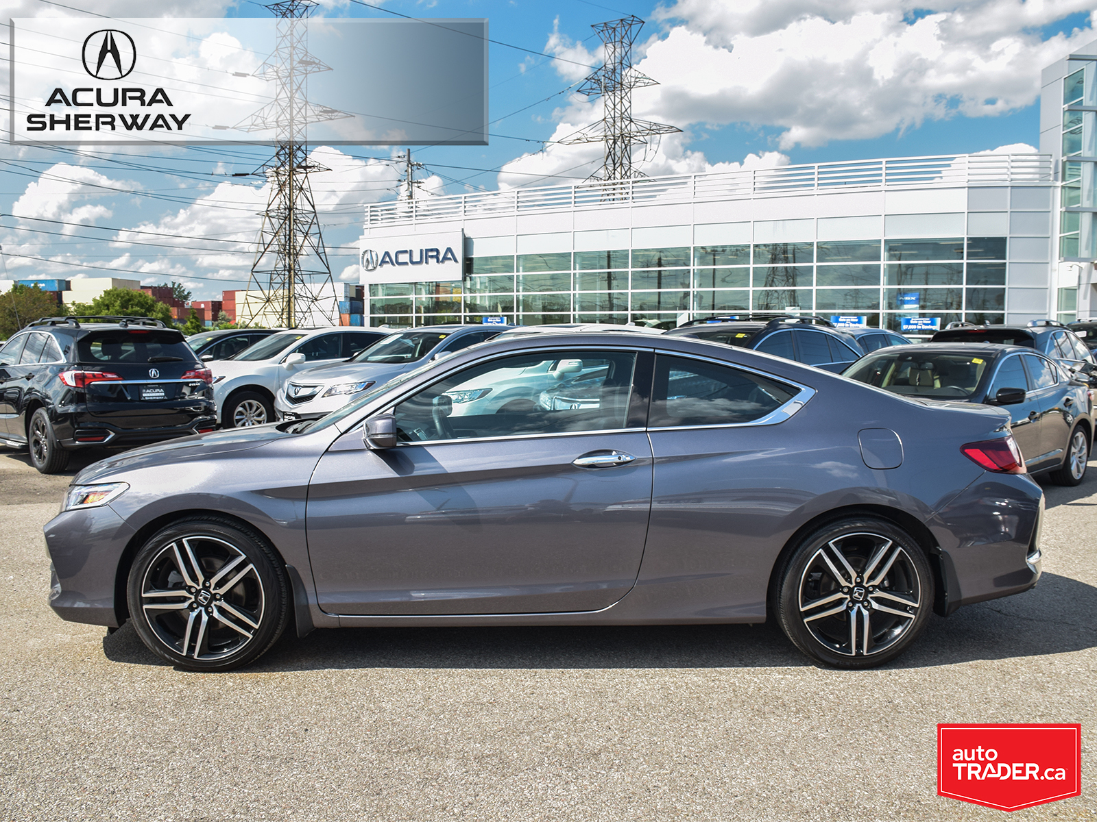 Pre-Owned 2017 Honda Accord Coupe V6 Touring 6AT