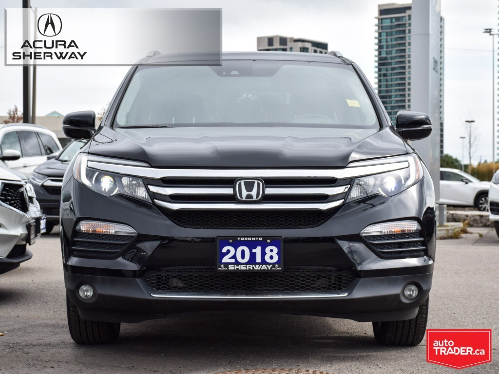 Pre-Owned 2018 Honda Pilot Touring 9AT