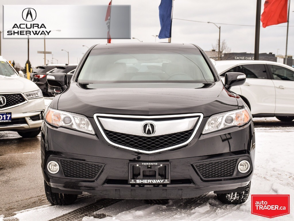 Certified Pre-Owned 2015 Acura RDX Tech at