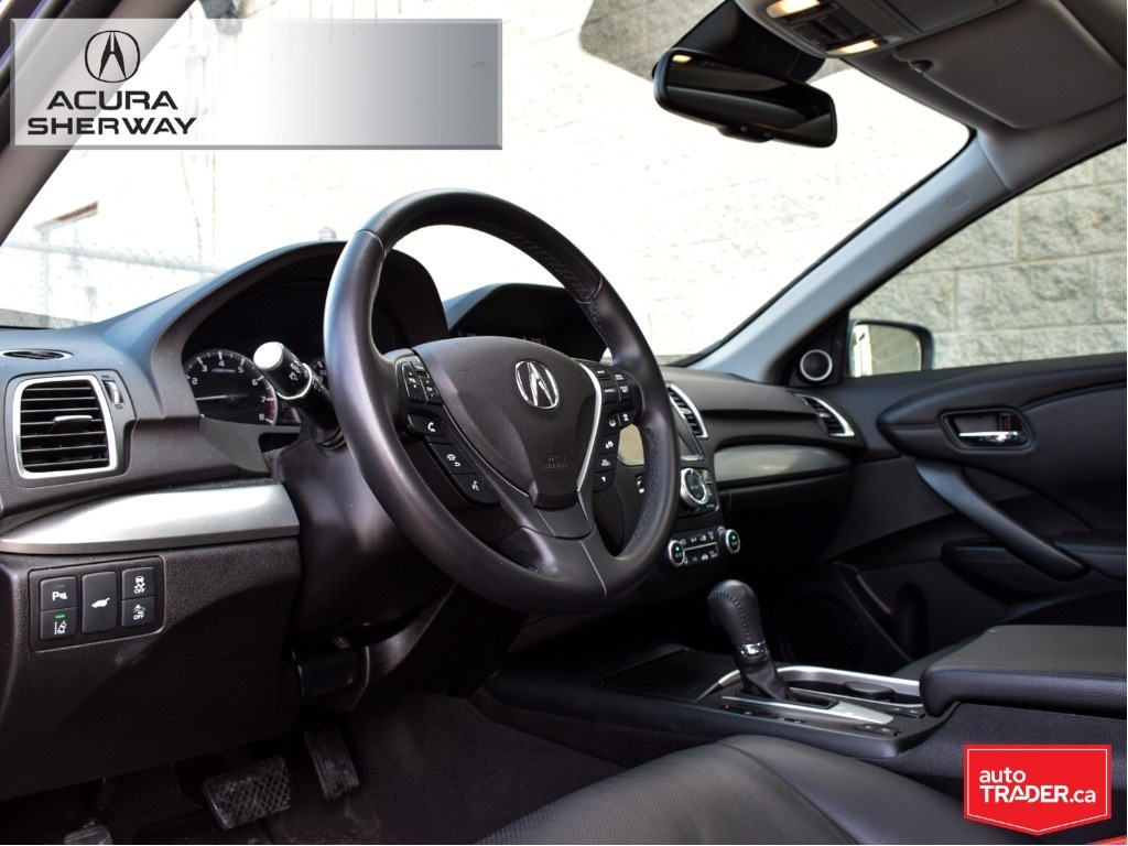 Certified Pre-Owned 2017 Acura RDX Elite at