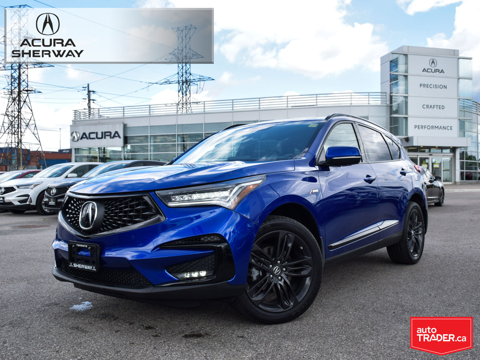 Certified Pre-Owned 2019 Acura RDX A-Spec at