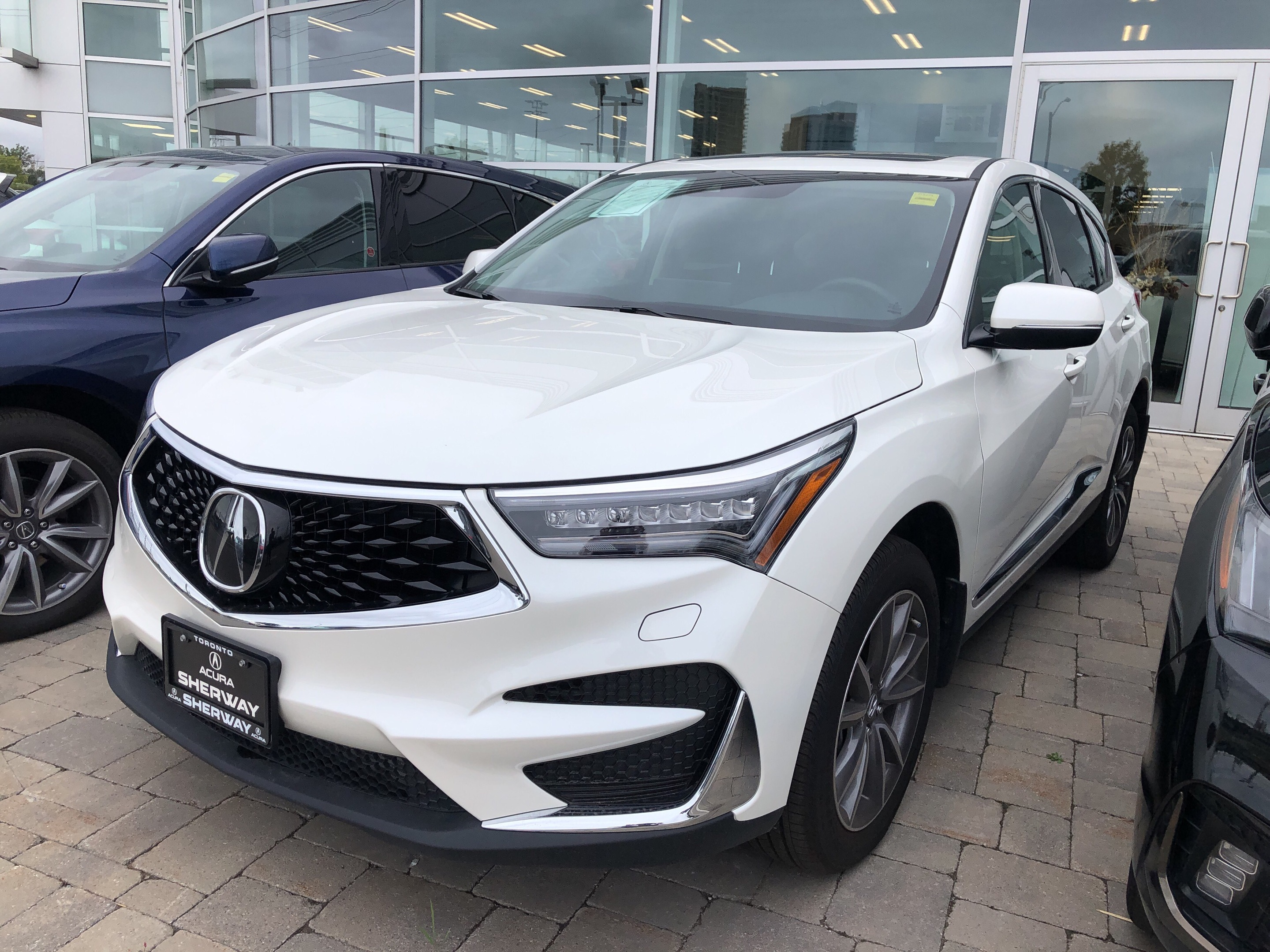 Pre-Owned 2019 Acura RDX Elite at