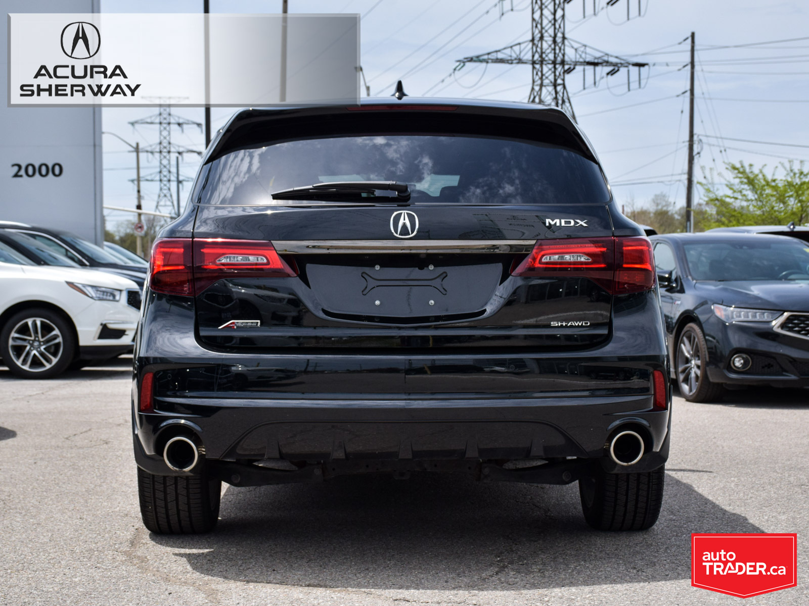Pre-Owned 2019 Acura MDX A-Spec