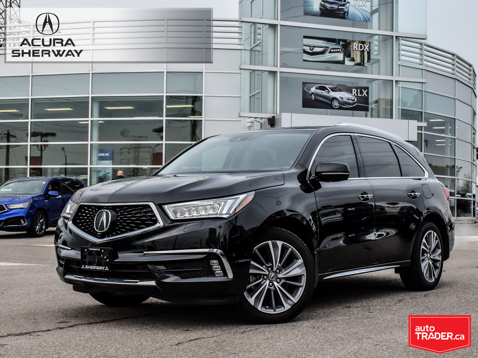 New 2018 Acura MDX 6P at Elite
