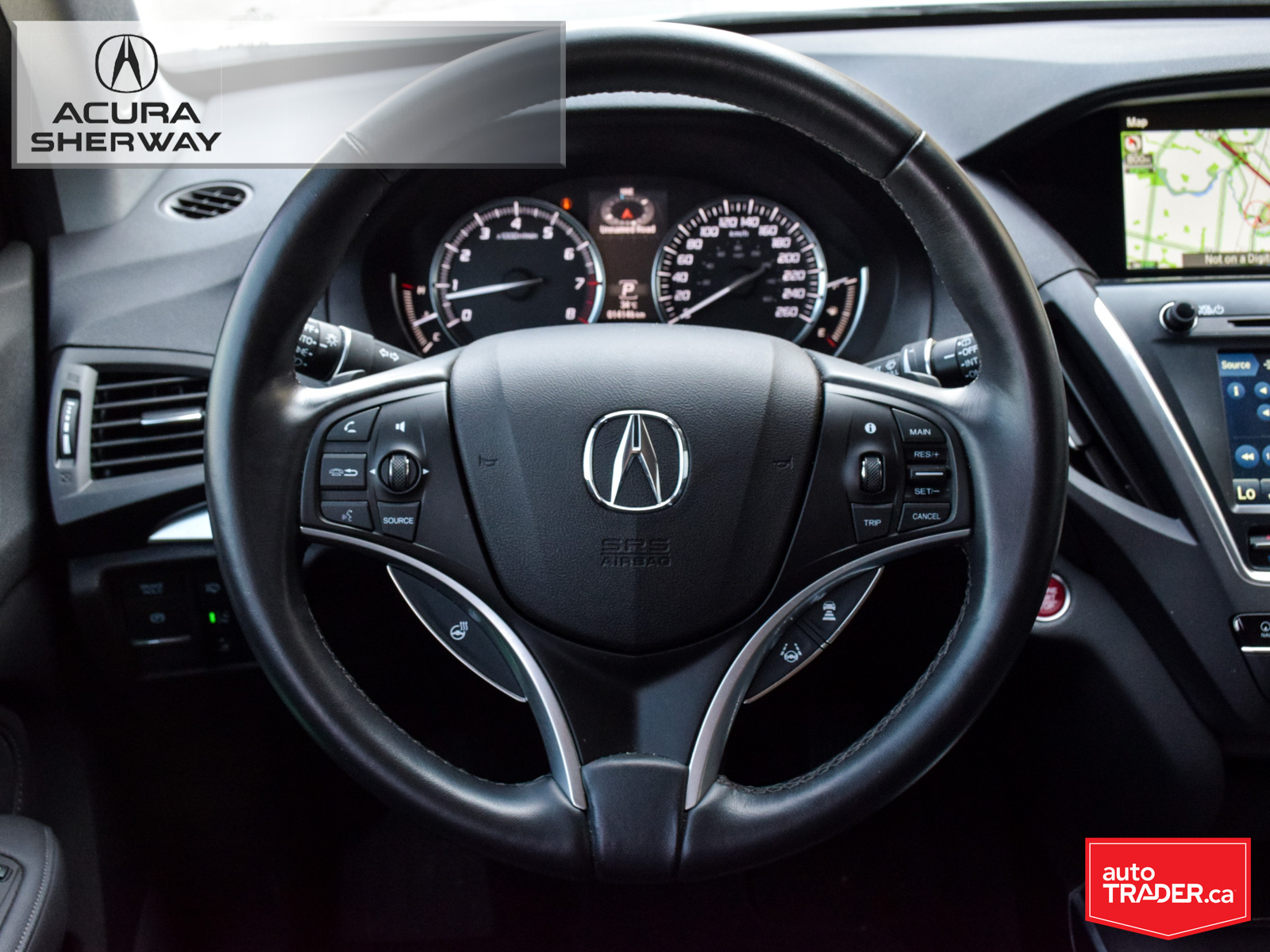 Certified Pre-Owned 2019 Acura MDX Tech