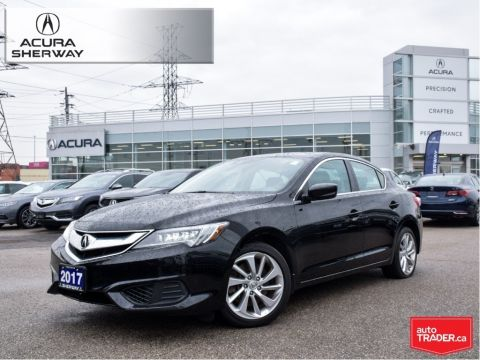 Certified Pre-Owned 2017 Acura ILX 8DCT