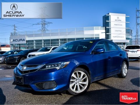 Certified Pre-Owned 2017 Acura ILX Premium 8DCT