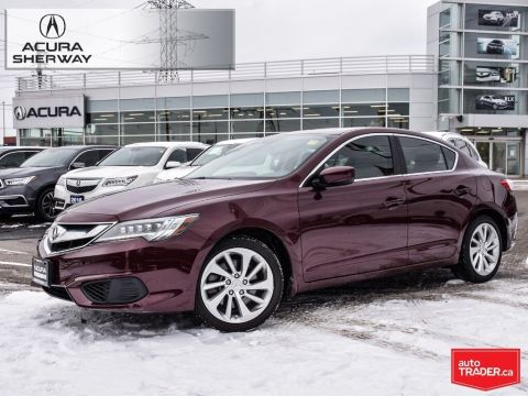 Certified Pre-Owned 2016 Acura ILX Premium