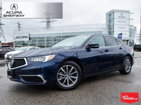 Certified Pre-Owned 2019 Acura TLX 2.4L P-AWS w/Tech Pkg