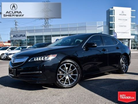 Certified Pre-Owned 2016 Acura TLX 3.5L SH-AWD w/Tech Pkg