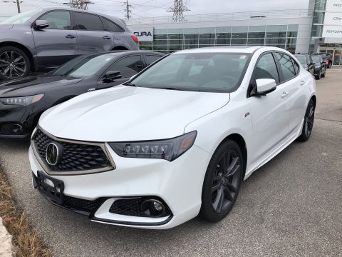 Pre-Owned 2019 Acura TLX 3.5L SH-AWD w/Tech Pkg A-Spec