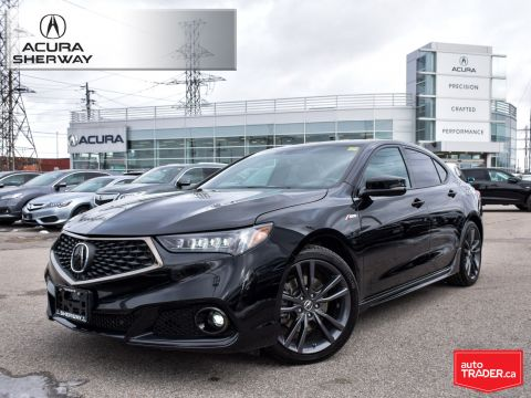 Certified Pre-Owned 2019 Acura TLX 3.5L SH-AWD w/Tech Pkg A-Spec