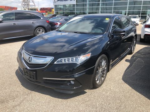 Certified Pre-Owned 2016 Acura TLX 3.5L SH-AWD w/Elite Pkg