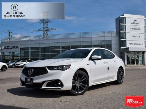 Pre-Owned 2019 Acura TLX 3.5L SH-AWD w/Elite Pkg A-Spec
