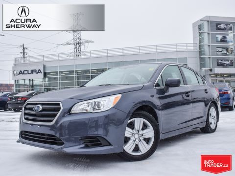 Pre-Owned 2017 Subaru Legacy Sedan 2.5i at