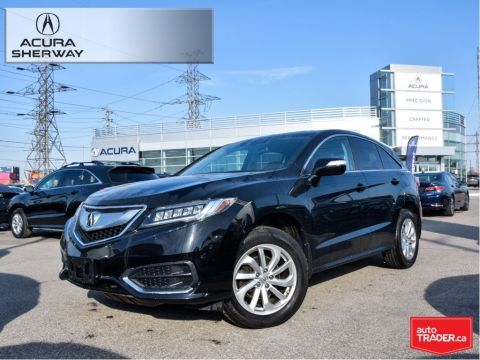 Certified Pre-Owned 2017 Acura RDX at