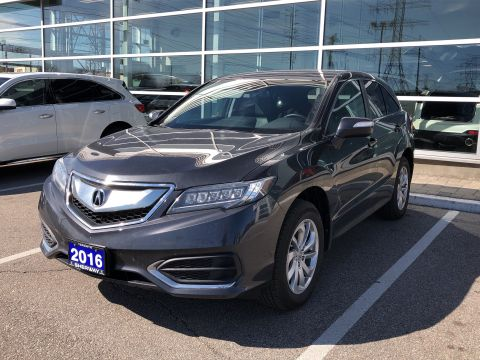 Certified Pre-Owned 2016 Acura RDX Tech at