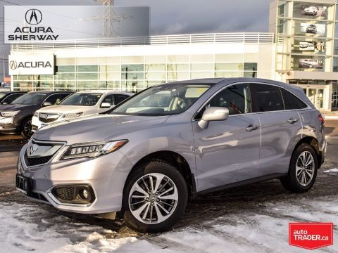 Certified Pre-Owned 2016 Acura RDX Elite at