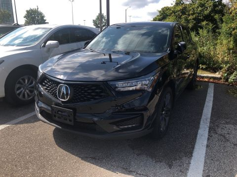 Pre-Owned 2019 Acura RDX A-Spec at